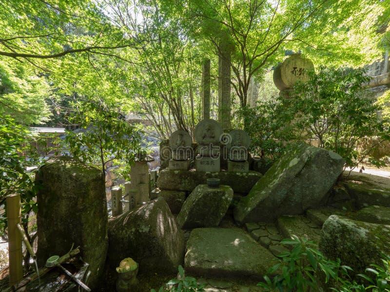 de DaishÅ - dans le temple, Japon photo libre de droits