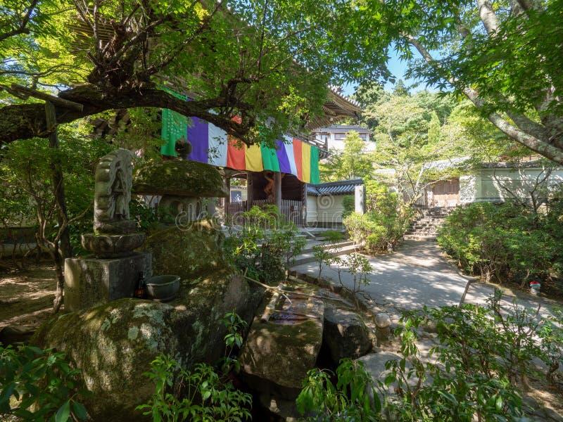  de DaishÅ - dans le temple, Japon photographie stock libre de droits