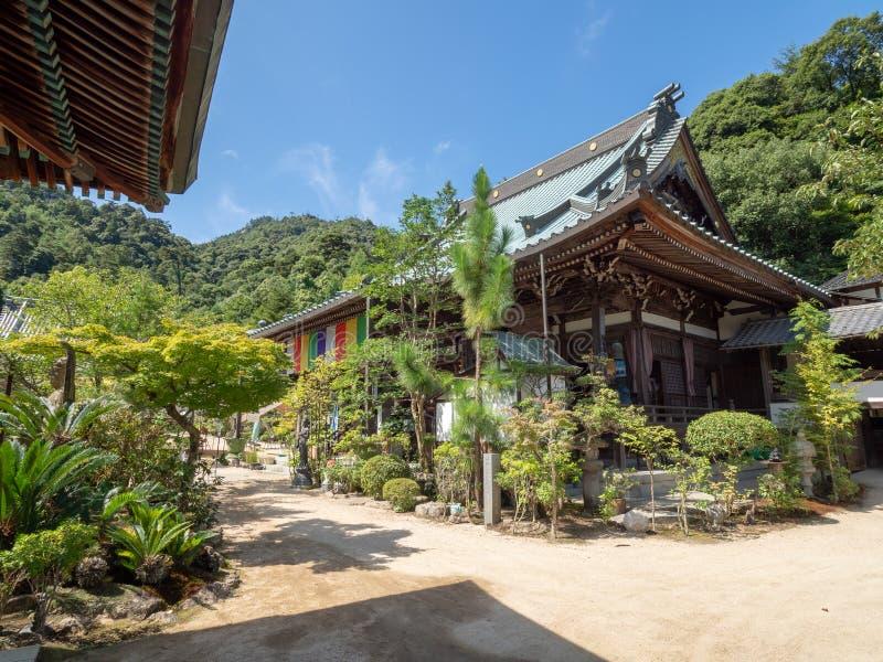  de DaishÅ - dans le temple, Japon image stock