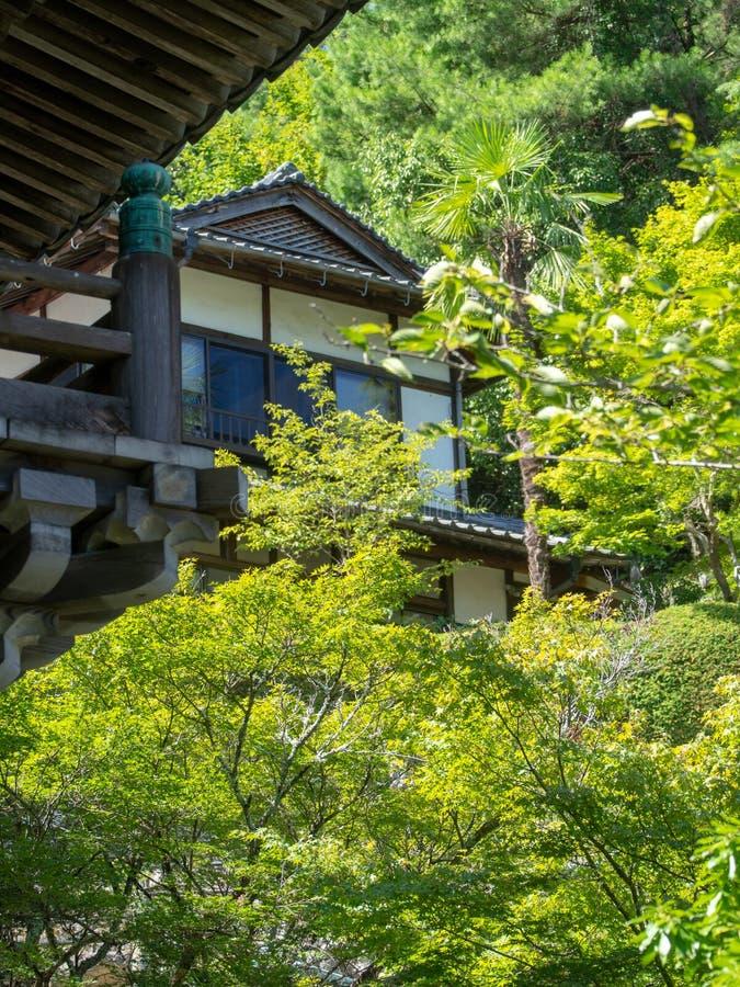  de DaishÅ - dans le temple, Japon images libres de droits