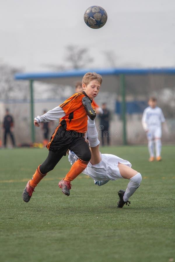 """ del """"Metallurg†del club del fútbol, Zaporozhye, Ukrain fotos de archivo"""