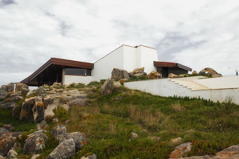 ¡ Casa de Chà DA-Boa-Novarestaurant lizenzfreies stockbild