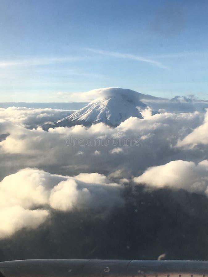 ¡ De Volcà nenhum Chimborazo fotos de stock royalty free