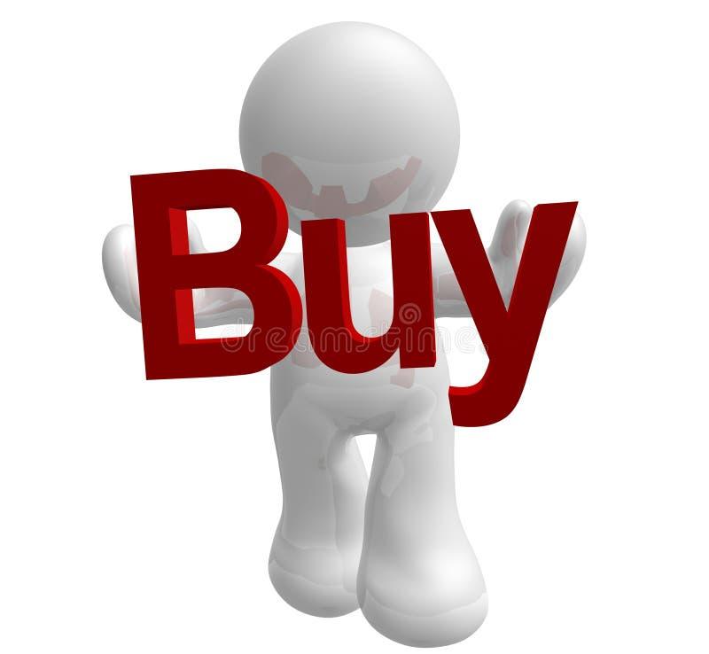 ¡Compra ahora! ilustración del vector