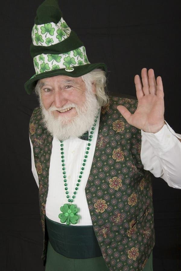 ¡Día feliz de Patricks del santo! fotos de archivo