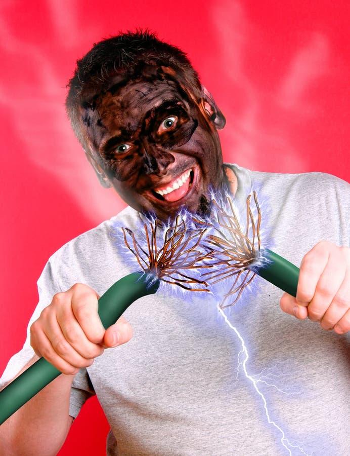 ¡Dado una sacudida eléctrica!!!