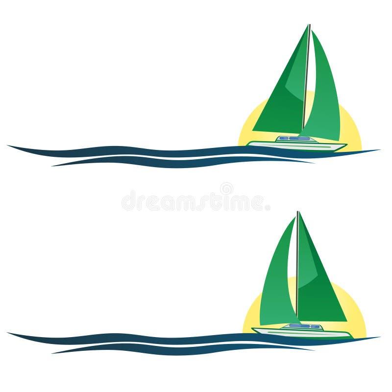 ¡De la imprecisión en la imprecisión en mi velero, la vida es hermosa! libre illustration