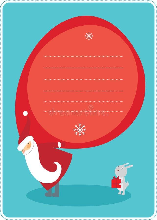 ¡Deséele muchos regalos! ilustración del vector