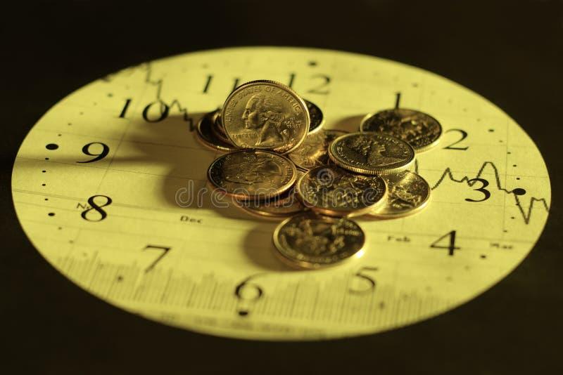¡El tiempo de las noticias! fotos de archivo libres de regalías