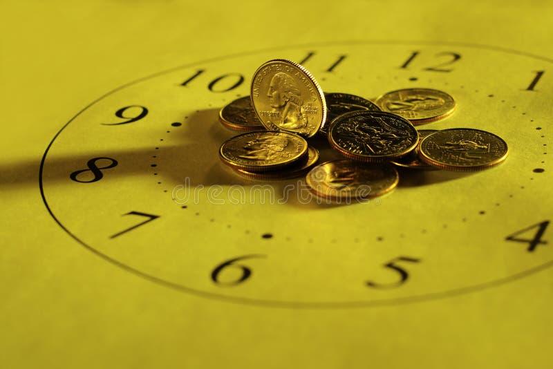 ¡El tiempo de las noticias! fotografía de archivo libre de regalías
