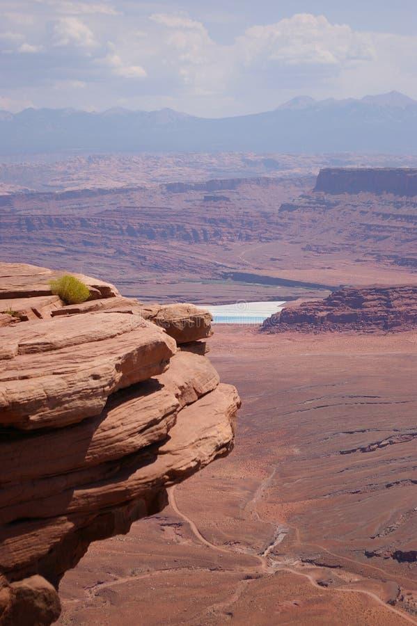 ¡En las rocas! imagenes de archivo