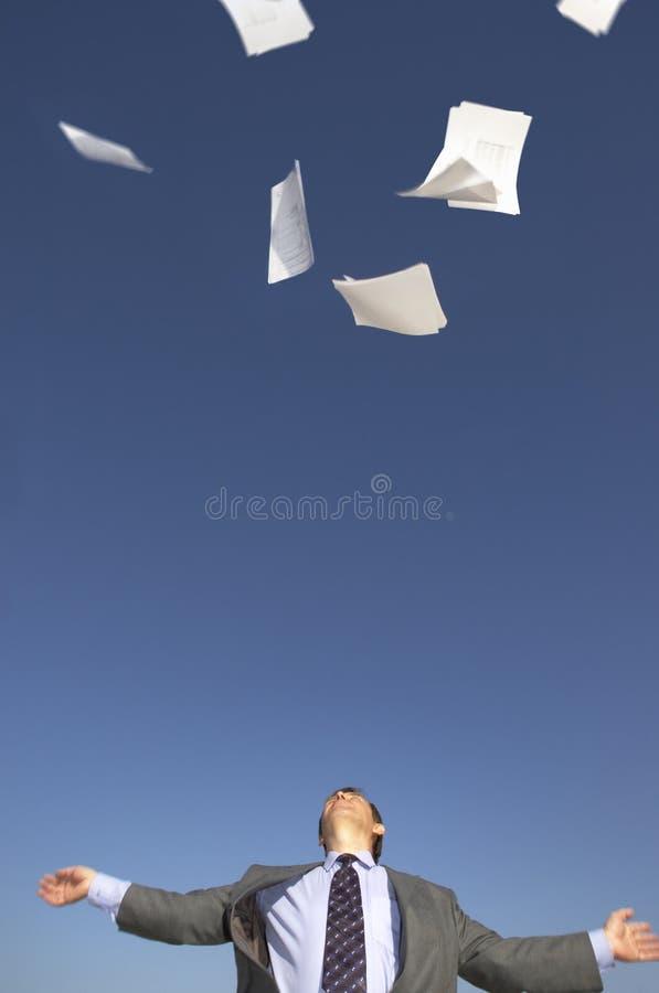 ¡Es libertad! imagen de archivo libre de regalías