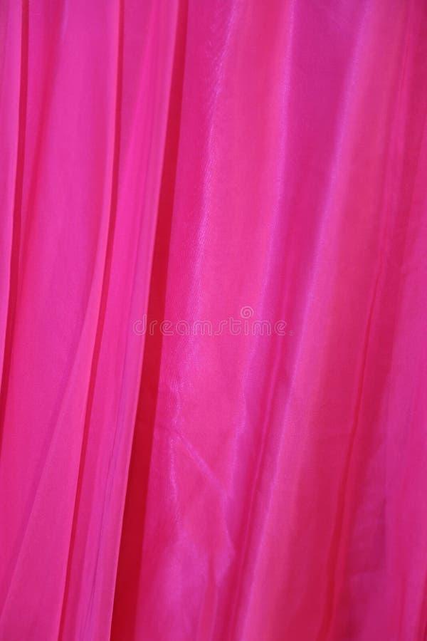 ¡Fondo rosado de lujo de la organza para la pista! imagen de archivo
