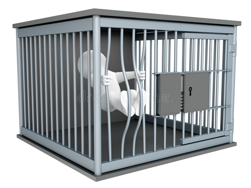 ¡Libertad! ilustración del vector