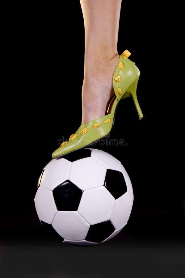 ¡Mama del fútbol! imagenes de archivo