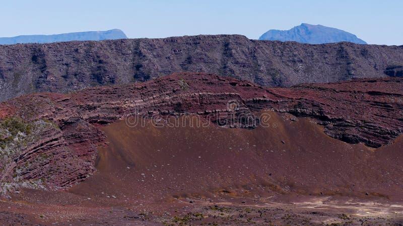 ¡Perspectiva de las montañas! foto de archivo libre de regalías
