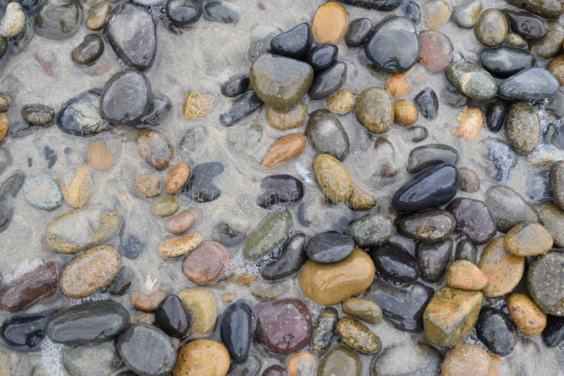 ¡Un día de la piedra que salta algo! fotografía de archivo