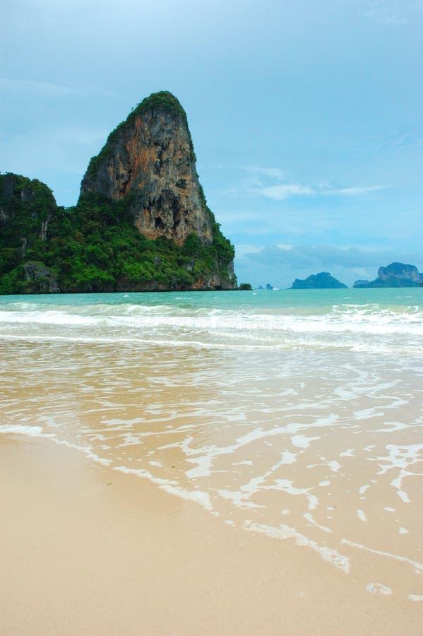 ¡Una isla perfecta, vacaciones perfectas! foto de archivo libre de regalías