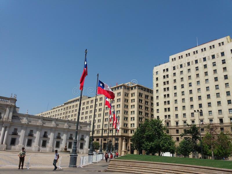 ³ n Plaza de la Constitucià lizenzfreie stockbilder