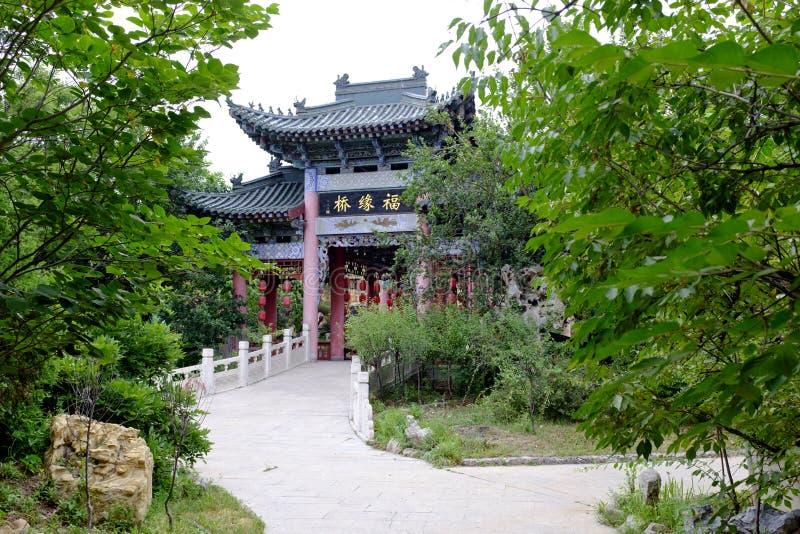 ¼ ŒChina de Parkï da história natural de Tianjin Baocheng imagens de stock royalty free