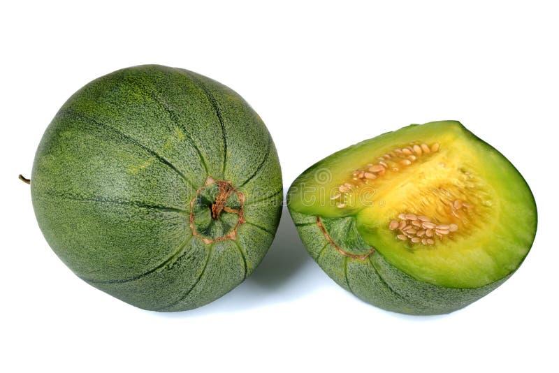 ¼ Œmelon de Cantaloupï fotografía de archivo libre de regalías