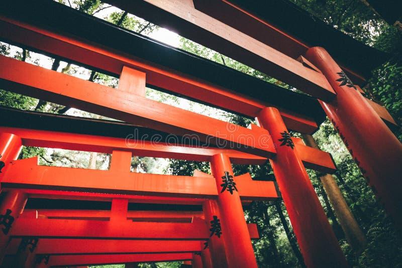 ¼ ŒThousands de este académico, Japón de Kibitsuï foto de archivo