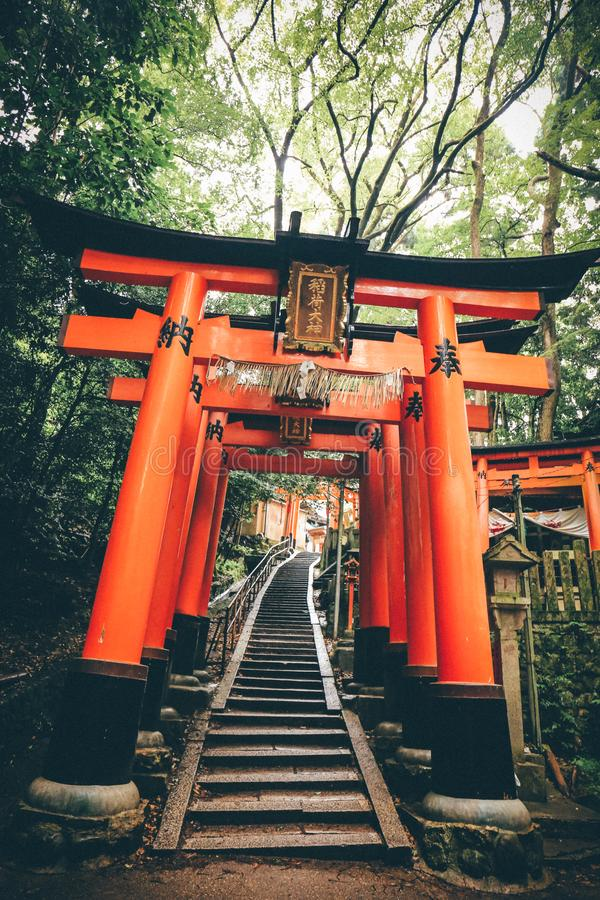 ¼ ŒThousands de este académico, Japón de Kibitsuï imagenes de archivo
