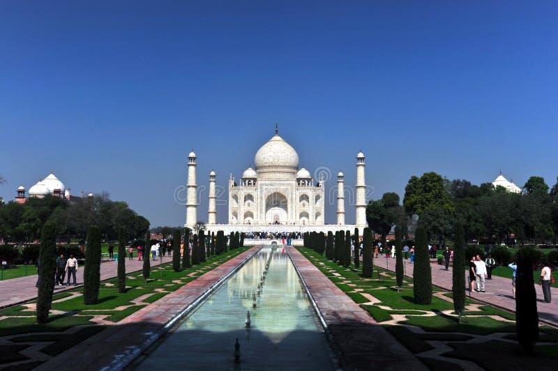 ¼ Inde de Taj Mahalï photos libres de droits