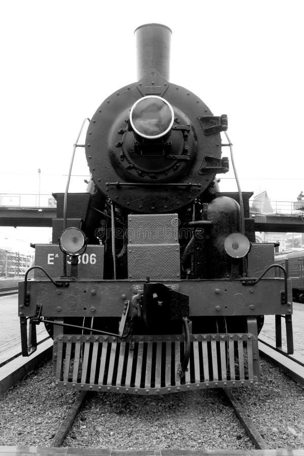¾ Ð?Ð del treno/ПзРfotografie stock
