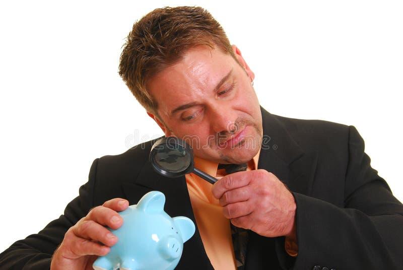 ¿Cuánto dinero? foto de archivo