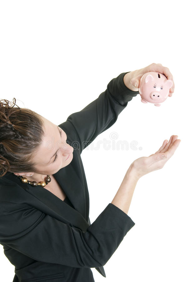¿Dónde está mi dinero? imagen de archivo libre de regalías