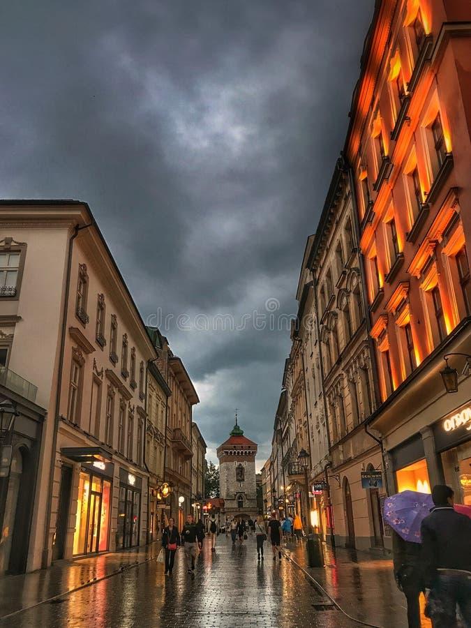 ¿Lloverá? fotos de archivo libres de regalías