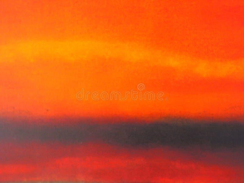 ¿Puesta del sol? fotos de archivo