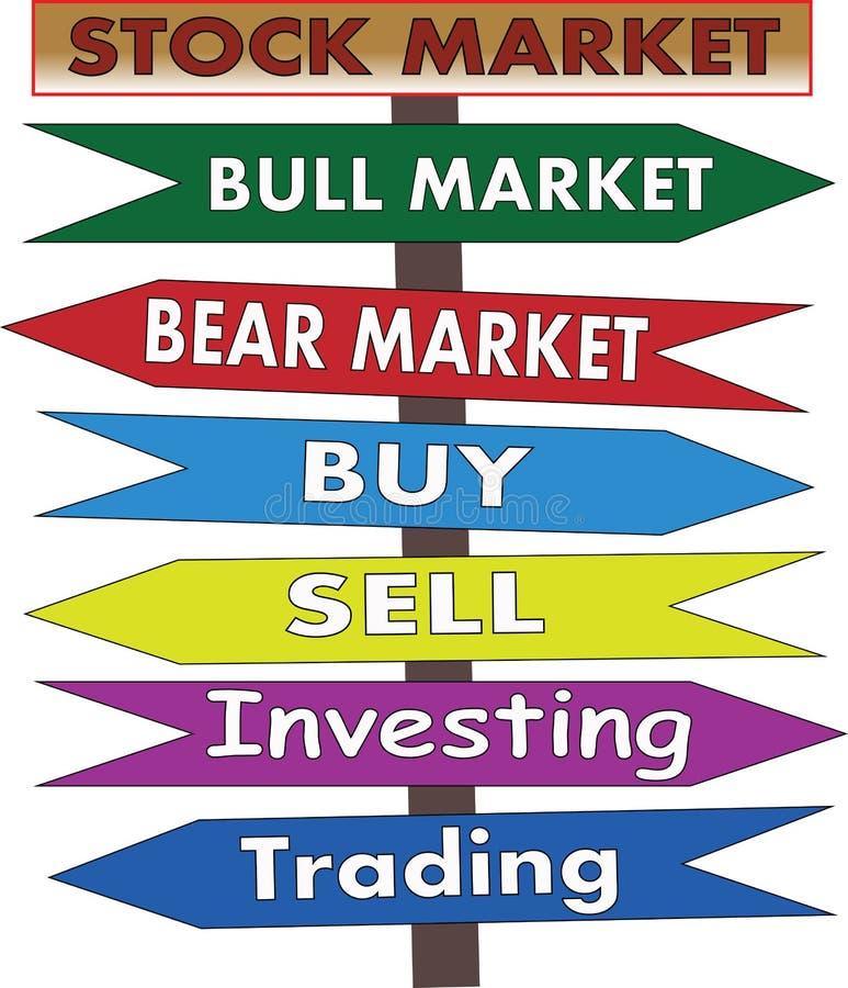 Finance Board stock photos