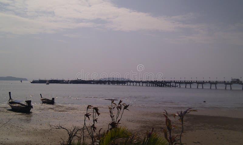 à ¹ ‡ schronienia wycieczek turysycznych Po zatoka, Phuket zdjęcie royalty free