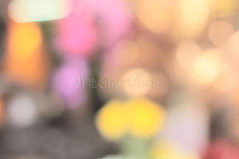 ฺColorful Bokeh texturtapet royaltyfria bilder