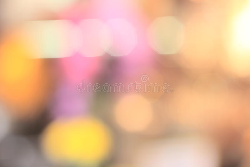 ฺColorful Bokeh texturtapet royaltyfria foton