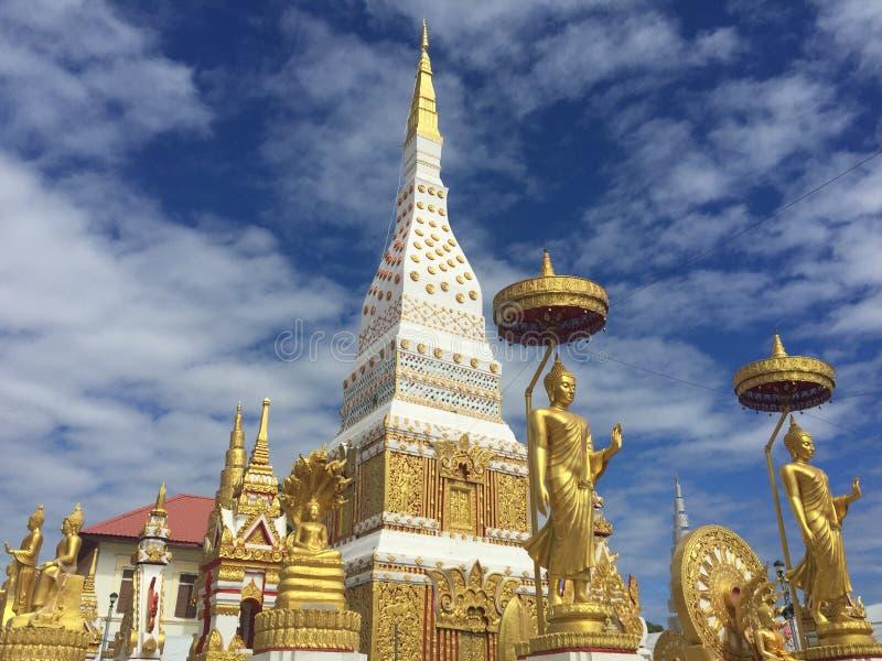 """ภde ² d'พระธตphra d'ร de """"d'ุนภce temple de nakhon photos stock"""