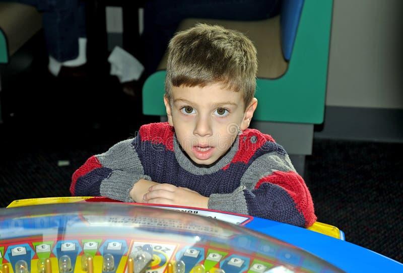 À L Arcade Photo libre de droits