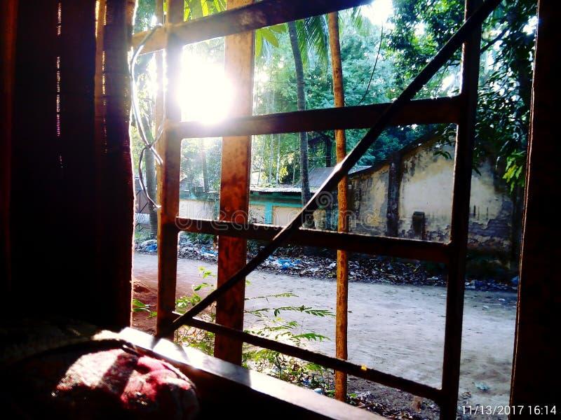 À l'heure du leasure au Bangladesh images libres de droits