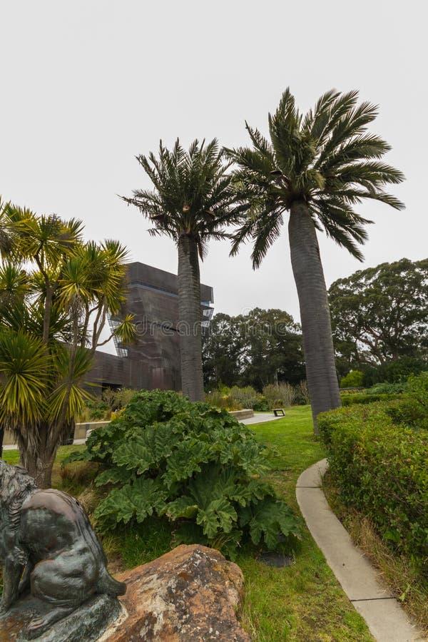À l'intérieur de Golden Gate Park, San Francisco image stock
