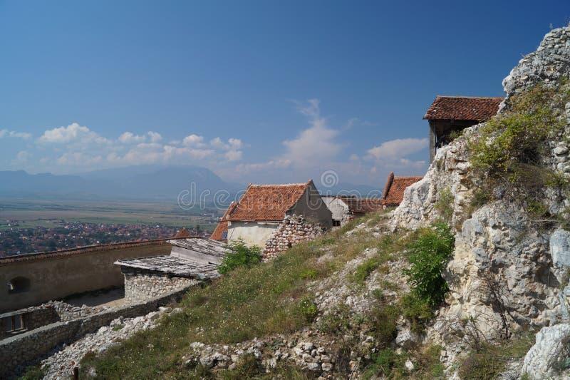 Download À L'intérieur De La Forteresse Rasnov, La Roumanie Photo stock - Image du militaire, tour: 77151128