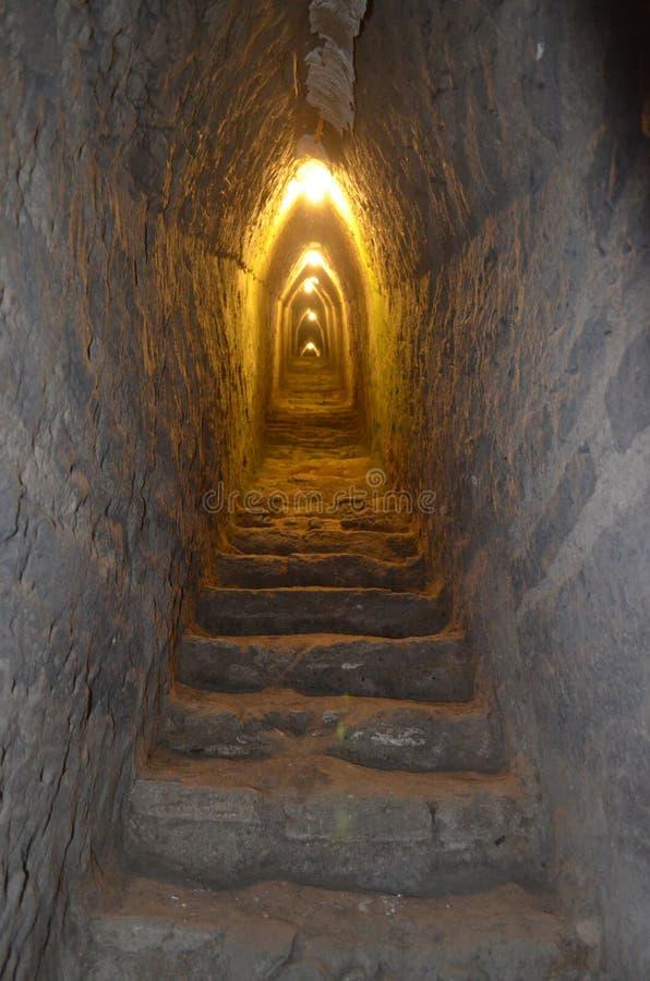 À L\'intérieur De La Grande Pyramide De Cholula, Puebla, México ...
