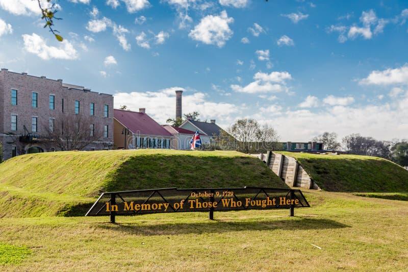 À la mémoire de ceux qui ont combattu ici images libres de droits