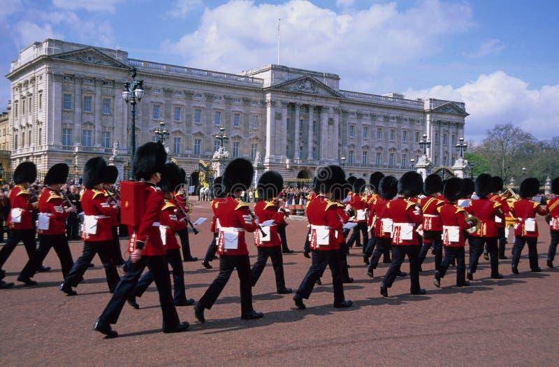 À Londres del royale di Garde fotografie stock libere da diritti