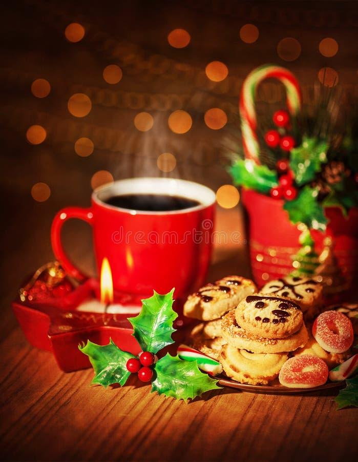 À Noël de bonbons toujours durée photos stock