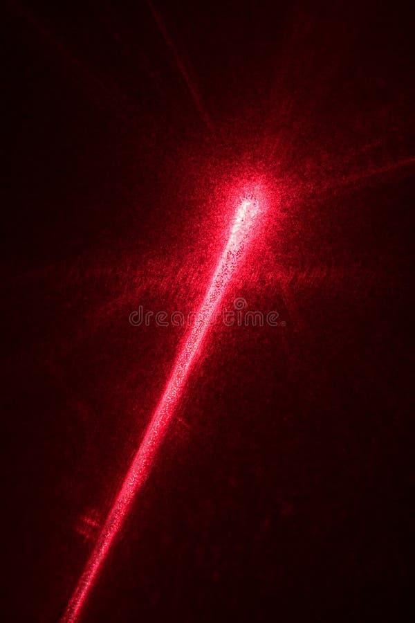 À rayon laser