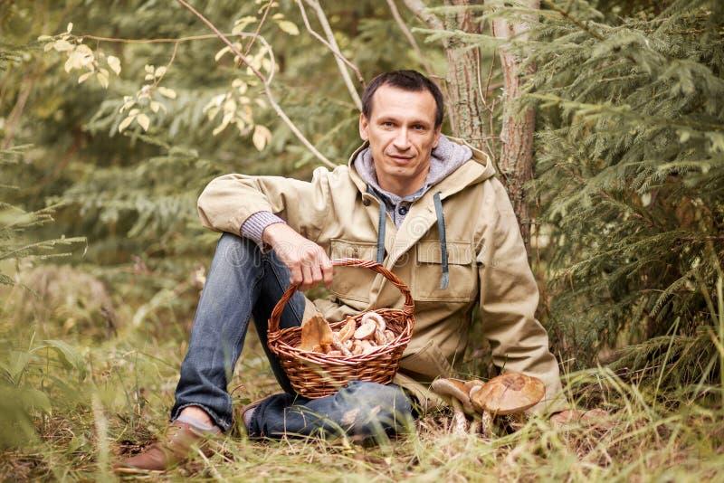 Download À Sélectionner Des Champignons Photo stock - Image du champignons, visage: 77156844