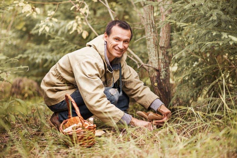 Download À Sélectionner Des Champignons Image stock - Image du cueillette, heureux: 77157435