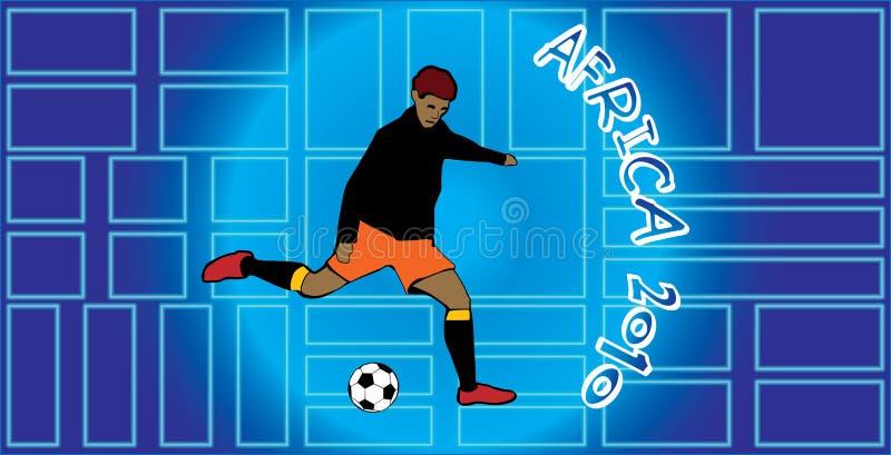 África 2010 libre illustration